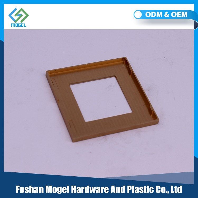 Mogel-Best High Quality Aluminum Forming Or Welding Laser Cut Parts Manufacture-1
