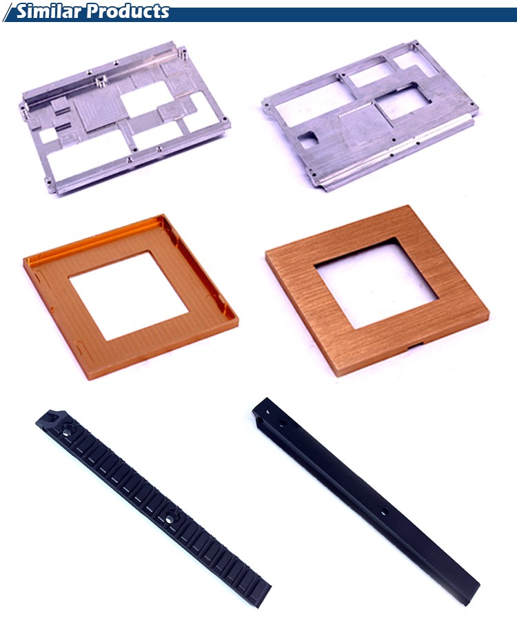 Mogel-Best High Quality Aluminum Forming Or Welding Laser Cut Parts Manufacture-2