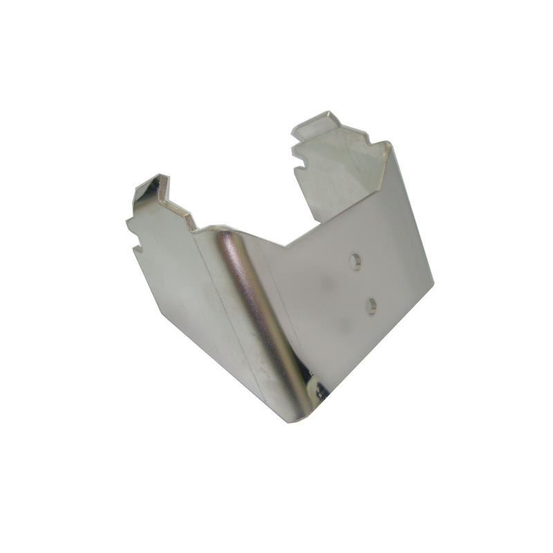 Custom brass sheet metal stamping part with plating surface