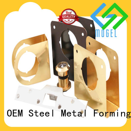 OEM steel metal forming component for industrial application