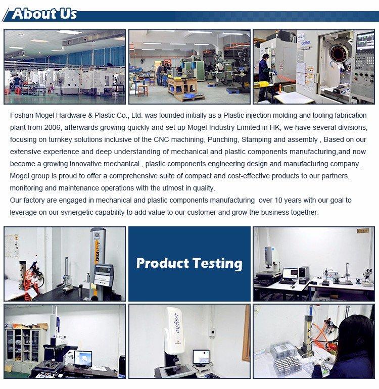 Mogel-Professional Mould Manufacturer Spcc Or Custom Material Laser Cut Part-5