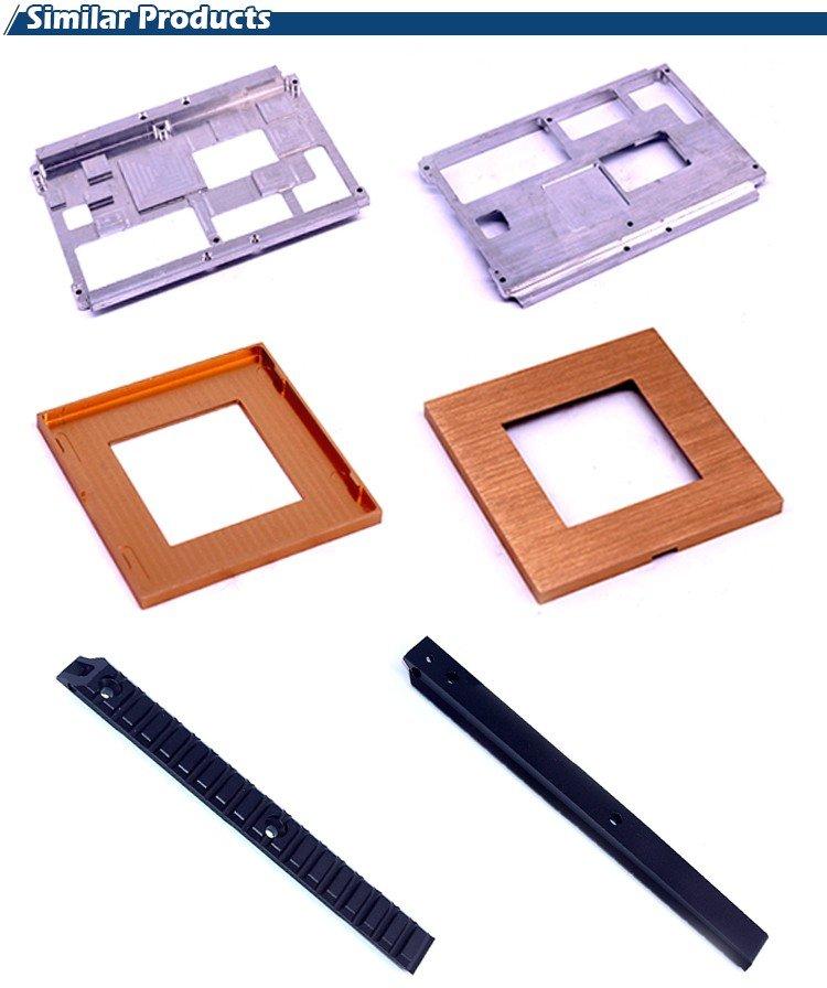 Mogel-Professional Mould Manufacturer Spcc Or Custom Material Laser Cut Part-2