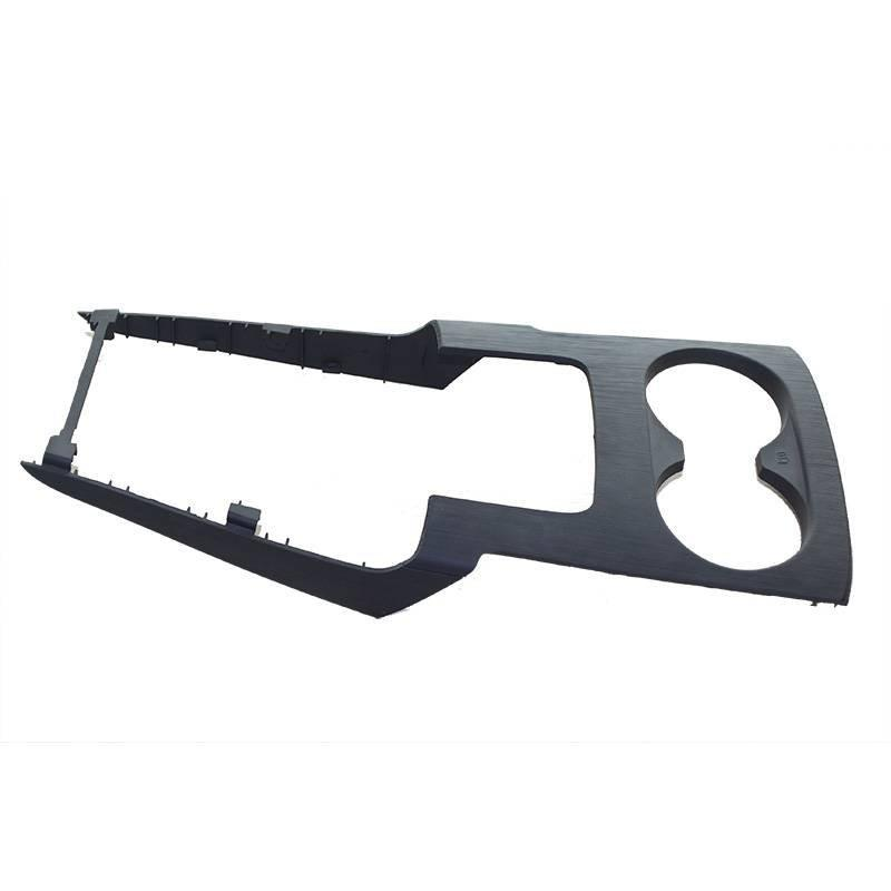 Custom plastic injection molding parts with ABS PC or custom material