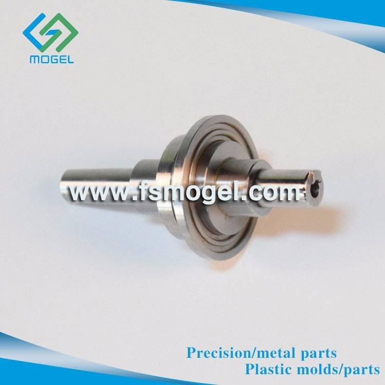 High Precision  CNC Machining manufacturing with custom material and surface finishing